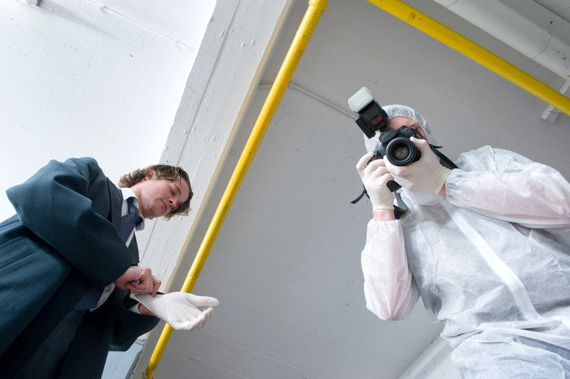Forensic Science how to make a research work