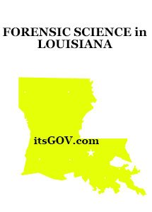 louisiana forensic science