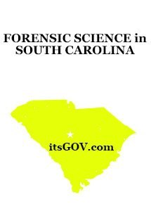 south_carolina forensic science degree