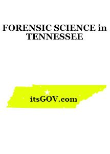 tennessee forensic science degree
