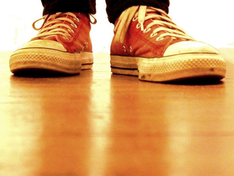 bacteria shoes